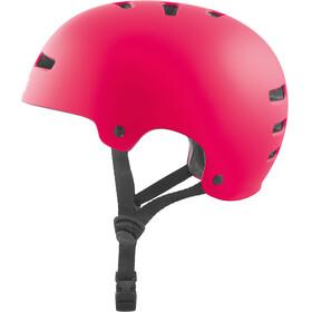 TSG Evolution Solid Color Helmet satin pink